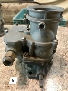 Original Stromberg 81 Carburetor Scta Hot Rod