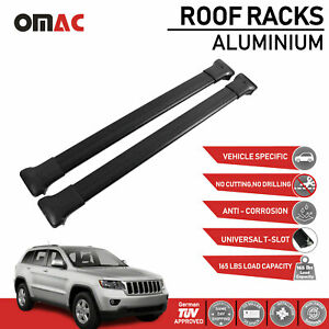 Roof Rack Cross Bars Luggage Carrier Fits Jeep Cherokee Limited 2011 2020