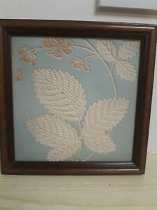 Rare Antique Vintage Deco Tile By Maw Co Fine Arts And Crafts Roy Limited 1 88
