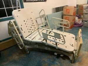 Hospital Medical Bed 8 Positions With 2 Air Mattresses And Air Pump