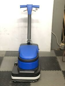 Clarke Cylindrical Tile Grout Clean Ma30 13b Battery Micro Cordless Scrubber