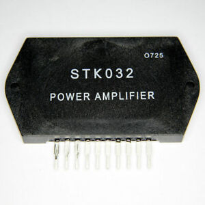 Stk032 Sanyo New Original Heatsink Compound Integrated Circuit Ic Lot Of2
