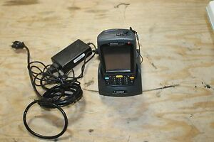 Symbol Mc7090 Barcode Scanner With Charger