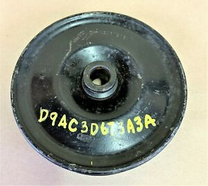 Used Ford Oem Power Steering Pump Pulley D9ac 3d673 A3a 79 84 Crown Victoria 302