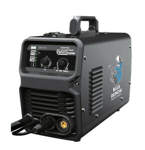 Blue Demon Welding Machine Bluearc 140msi 120v X 140am Mig stick Inverter