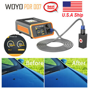 Us Ship Woyo Pdr007 Auto Body Paintless Dent Repair Tool Auto Body Heating Tool