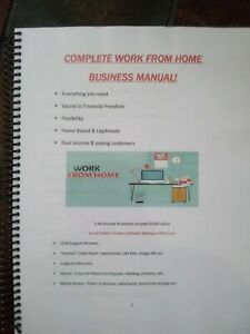 Work From Home Legal Finance Work 5 Proven Income Earning Businesses Buy Now