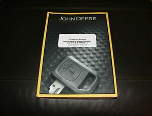 John Deere 640g iii 648g iii Skidder Service Operation Test Manual Tm1084