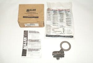 Miller 8175u Instant lock Fall protection Trailing 5 8 Lifeline Cable Rope Grab