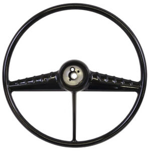 1954 1955 1956 Chevrolet Gmc Truck Black Steering Wheel 18