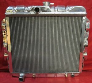 22 Radiator 1966 1969 Charger Cornet Superbee Road Runner Rt B body Mopar