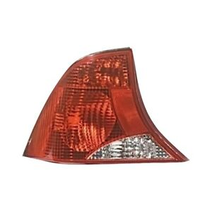 For Ford Focus 2002 Pacific Best P43054 Driver Side Replacement Tail Light