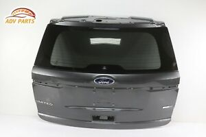 Ford Explorer Tailgate Liftgate Back Door Shell W Glass Oem 2013 2015