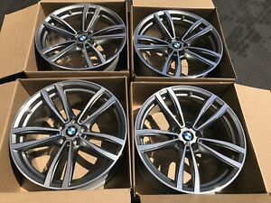 19 Bmw 7 Series 740i 750i 760i 540i 530i Factory Oem 19 Wheels Rims 2016 Up