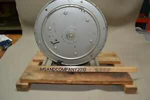 Hose Reel Hannay Gcr 10 171 19 Grounding Reel Truck Trailer Mount
