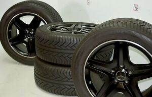 20 Mercedes G63 G65 Gl63 G Wagon Factory Oem Amg Rims Black G Wagen Tires