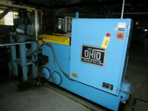 5 Ton Ohio Broach Model Hc520 Horizontal Broaching Machine 45275