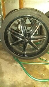 20 Inch Rims And Tires
