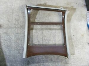 03 04 05 06 Gmc Yukon Denali Escalade Console Cup Holder Trim Gm