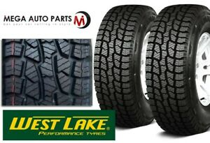 2 Westlake Sl369 A T All Terrain 235 75r16 112s Xl All Season Truck Suv Tires