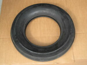 6 00 16 Tri Tread Front Tire Tubeless New Holland Ford 6 00x16 600 16
