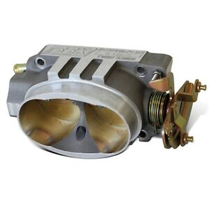 Bbk Performance Twin 58mm Fuel Injection Throttle Body 1989 1992 Gm Tpi 1539