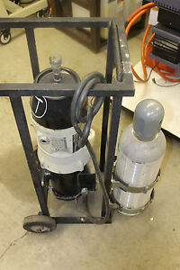 Air Systems Air Breathing Compressor Portable Hp 4 160 Nice Hwy