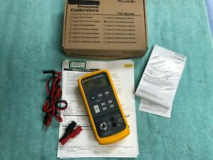 Fluke 717 500g Pressure Calibrator 12 To 500 Psi