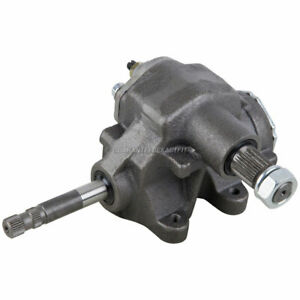 For Amc Jeep Gm Replaces Saginaw 505 Quick Ratio Manual Steering Gear Box Tcp