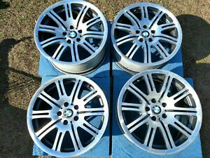 2001 2006 Bmw M3 E93 Front Rear Wheels Alloy 19x8 19x9 5 Set Oem Rims 19 Set