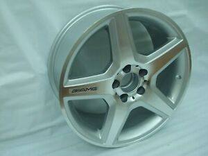 18 Sls Amg Style Staggered Wheels 5x112 Rim Fits Mercedes Brand New