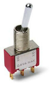 C k T101 Sub miniature Toggle Switch Spdt On on Lot Of 10