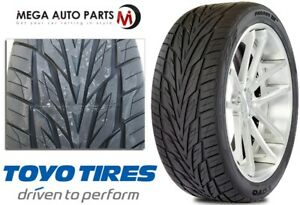1 Toyo Proxes St Iii 295 30r22 103w M s All Season Performance Truck suv Tires