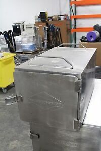Vollrath 22019 Stainless Steel Food Carriers Insulated Seamless Insulated Pan