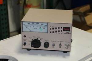 Thermo Electron Corporation Eberline Rm25 Radiation Monitor