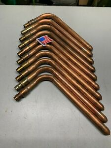 10 1 2 Wirsbo Uponor Propex Copper Stub Outs New Made In Usa