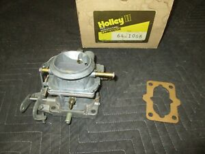 Stromberg Model Ww Reman Plymouth Dodge 1956 1957 58 59 Oem V8 Nors Oem
