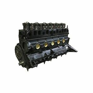 Jeep 4 0 242 2000 2001 Amc 4 0l Inline 6 Cylinder Cherokee Xj Long Block Engine