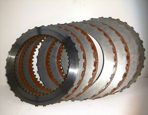 Doug Nash Overdrive 4 3 Overdrive Clutch Friction And Steel Pack 14081192 1408