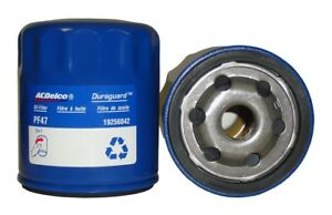 Acdelco Pro Pf47 Engine Oil Filter