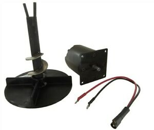 New Salt Spreader Kit Fits Meyer Buyers Includes Motor Lead Wire Spinner Auger