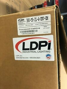 4ft Explosion Proof Light Fixture Ldpi Industrial Lighting Class 1 Div 2