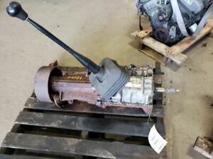 Manual Transmission 2wd With 3500 Hd Fits 91 95 Chevrolet 3500 Pickup 519004
