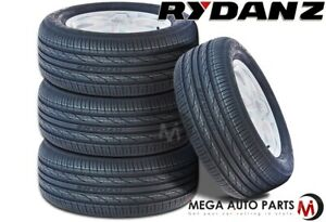 4 Rydanz Reac R05 205 65r15 94h 50k Mile All Season Performance 440aa Tires