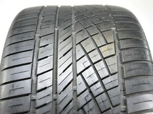 Continental Extremecontact Dws 06 315 35r20 Zr 110y Used Tire 6 7 32