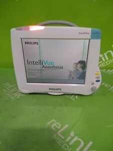 Philips Healthcare Intellivue Mp50 M8004a Patient Monitor