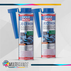 Liqui Moly 2007 Jectron Fuel Injection Cleaner 300ml Pack Of 2 Made In Germany