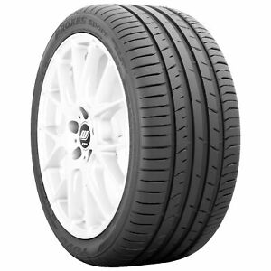 2 New Toyo Proxes Sport 295 30r22 103y Xl High Performance Tires
