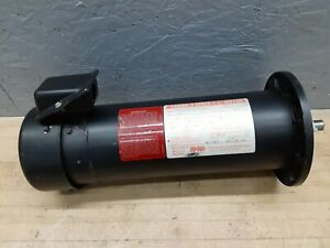 Fincor 9310018tf Variable Speed Dc Electric Motor 1 Hp 1725 Rpm 180 Vdc 5002697