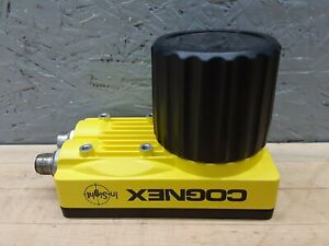 Cognex In sight 5100 Is5100 00 Vision Sensor Camera 800 5870 1 A W Lens